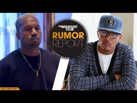 Kanye West & T.I. Debate About Trump On 'Ye vs. The People'