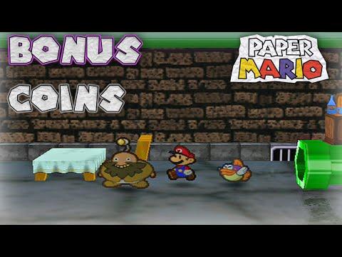 Paper Mario: Bonus - Get Rich Quick / Coin Strategies