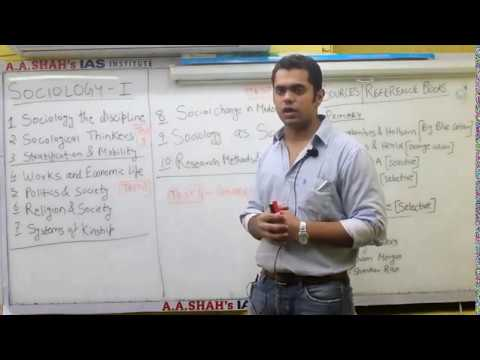 Prepare for Sociology optional subject of UPSC | Sociology optional | Sociology Pen-Drive Course