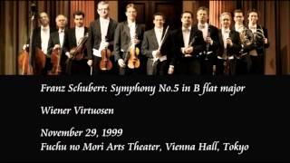 Schubert: Symphony No.5 in B flat major, D 485 - Wiener Virtuosen