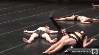 Biennale Teatro 2014 - Jan Lauwers / Needcompany: Just for Venice