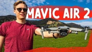 DJI Mavic Air 2 Review | Deutsch