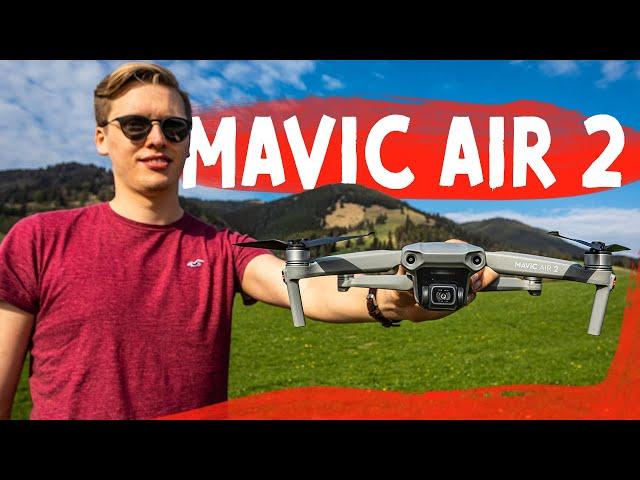 DJI Mavic Air 2 Review |Deutsch