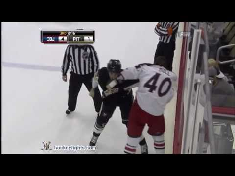 Columbus Blue Jackets vs Pittsburgh Penguins Feb 8...
