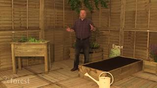 Forest Raised Beds & Planters For Sale