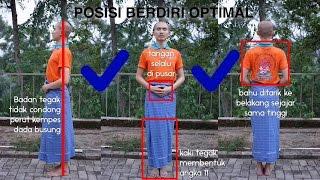 Video Panduan Meditasi #03 - Postur Berdiri | Asyik Bervipassana: Y.M. Bhikkhu Gunasiri download MP3, 3GP, MP4, WEBM, AVI, FLV November 2017