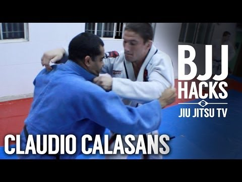 Claudio Calasans: Judo & Jiu-Jitsu Black Belt || BJJ Hacks TV Episode 5.1