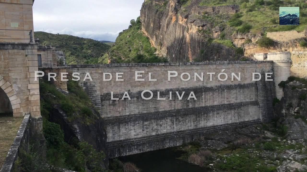 Embalse De El Atazar Y Presa De El Ponton De La Oliva Madrid Dfn 2016