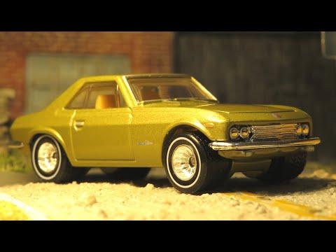 Hot Wheels Nissan Silvia (CSP311) - Car Culture: Japan Historics 3 (2020) 3/5