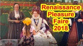 Renaissance pleasure faire 2018