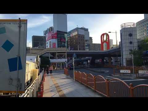วิธีเดินจาก Keisei Ueno station  ไป โรงแรม Sunrouth Stellar Ueno แบบไม่เข้า JR Sta