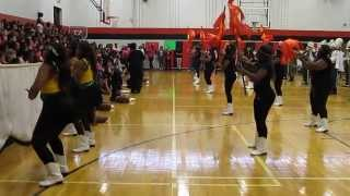 Surrattsville HS @ Stephen Decatur MS Song Medley