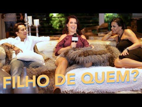 Filho de Quem? - Fernanda Souza + Gretchen + Thammy Miranda - Vai Fernandinha - Exclusivo na Web