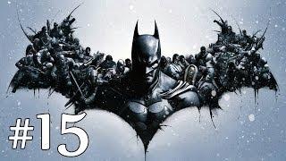 "Batman Arkham Origins | Gameplay Walkthrough Español | Parte 15 ""Batman vs Copperhead"""
