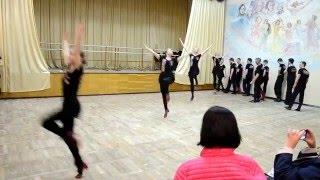 ХОД МОЛДАВСКОГО ТАНЦА (ВАРИАНТЫ) на открытом занятии в Народном ансамбле танца РАДОСТЬ, г. Дн-вск