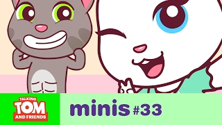 Talking Tom and Friends Minis - Selfie Superstar (Episode 33)