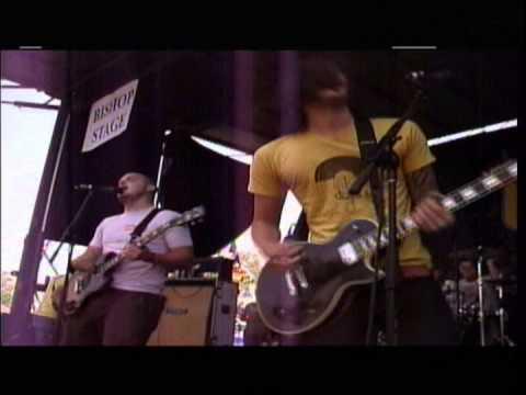 Thrice- Vans Warped Tour 2005 Long Beach Ca
