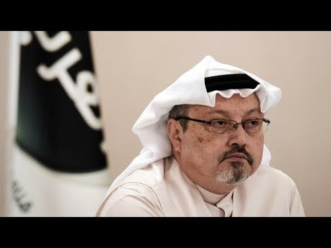 Saudi Arabia confirms Khashoggi's death