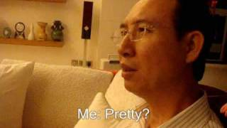 The Chinese family reaction to a nose piercing