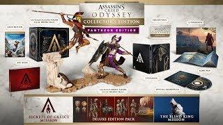 Assassin's Creed: Одиссея ► Обзор ► Дополнения ► Gold и Ultimate Edition ► Season Pass ► Фигурка