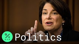 Klobuchar Blames Republicans Politicizing Social Media Close to Election