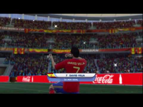FIFA World Cup 2010 : P and Inside Look Demo Gameplay