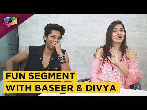 Baseer And Divya Plays Love,Lust and Relationship With India Forums| Exclusive
