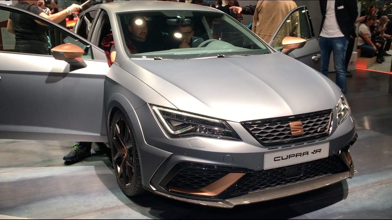 the all new seat leon cupra r 2018 in detail review walkaround interior exterior youtube. Black Bedroom Furniture Sets. Home Design Ideas