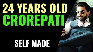 24 years old Crorrepati - KAISE BANA Tarun Gill Talks with Pushkar Raj Thakur