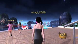 PlayStation Home NAs Archives Dancing in The Dream Yacht by Trio