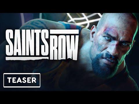 Saints Row Reboot - Gameplay Teaser | gamescom 2021