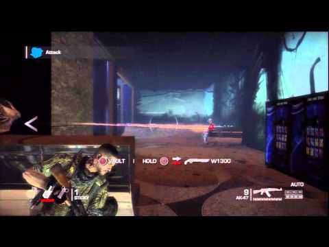 """Spec Ops: The Line - The Pitt: CIA Agent Rick Gould, """"The Human Factor"""" Trophy HD Gameplay PS3"""