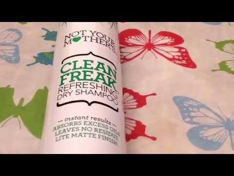 not-your-mother's-clean-freak-refreshing-dry-shampoo-spray-bottle-review