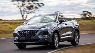 2019 Hyundai Santa Fe Cabriolet Prototype  [Lastest News]