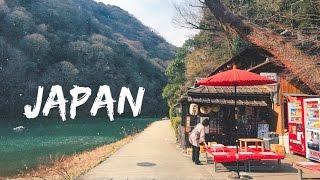 JAPAN: Osaka, Kyoto, Nara, & Tokyo | Travel Video