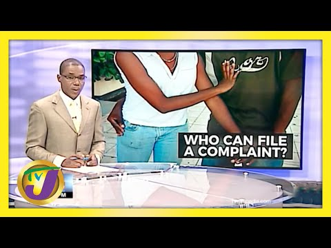 Who can File A Sexual Harassment Complaint? TVJ News - May 6 2021