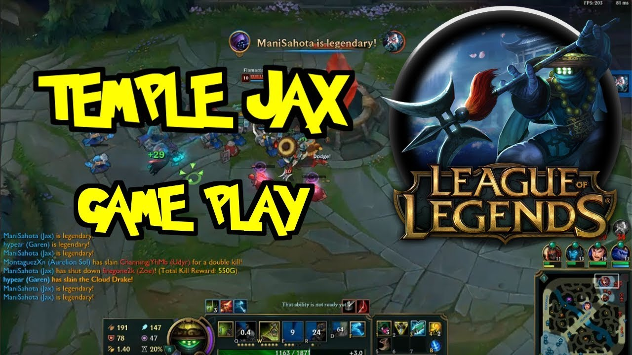 Temple Jax Game Play Youtube