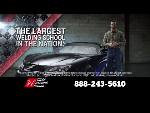 How To Build A Racecar- Skilled Welders- Tulsa Welding School Tulsa Training