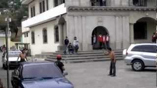 la mejor pelea del 2014 (Olintepeque Quetzaltenango, Guatemala)