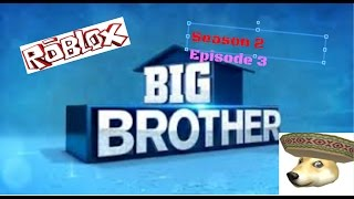 ROBLOX Big Brother Season 2 Episode 3: Eviction & HoH