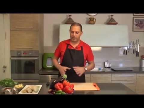 פינת הבישול עם יוסי בן דיין  - דג מרוקאי