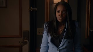 Michaela Sneaks Into Solomon Vick's Hotel Room - How to Get Away with Murder