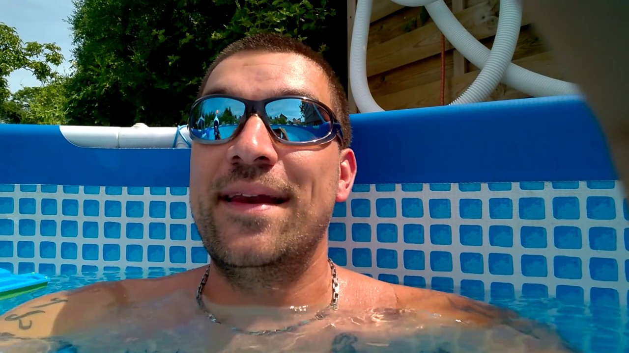 Intex questions partages des infos sur la piscine for Sur quoi poser une piscine tubulaire