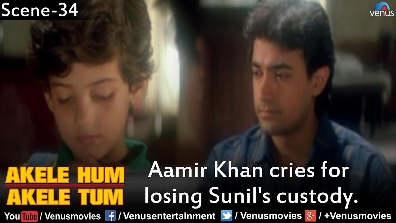 Aamir Khan Cries On Lo...