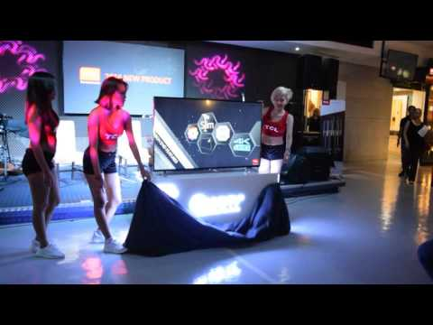 TCL Officially launched TCL C1 Quad UHD TV In The Philippines