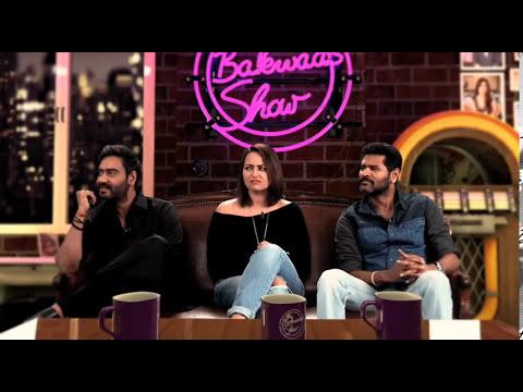 The Bakwaas Show On Action Jackson | Ajay Devgn | Sonakshi Sinha | Prabhu Deva