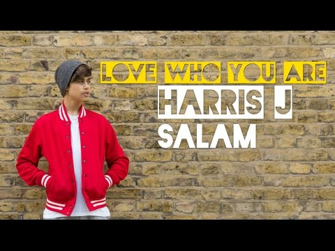 Harris J - Love Who You Are   Audio