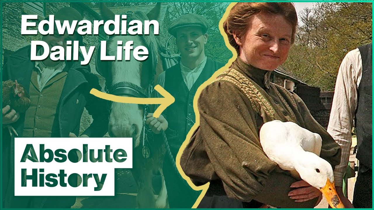 Download What Life Was Like For An Edwardian Farmer | Edwardian Farm EP6 | Absolute History