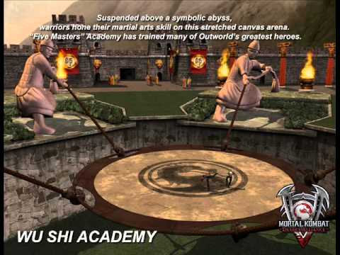 Mortal Kombat Deadly Alliance  Wu Shi Academy
