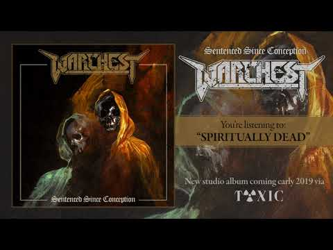 WARCHEST - Spiritually Dead (Official Audio)